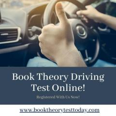Book Theory Driving Test Online  Book Theory Tes