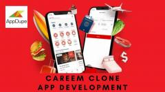 Get Into Careem Clone App Development And Soar-H