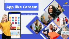 Invest On Careem Like App Development To Reap Ri