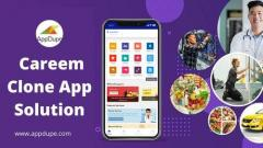Snap Up A Multi-Service App Like Careem And Flou