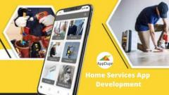 Buy Our Ready-Made Home Services App Now