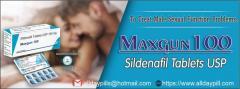 Maxgun 100Mg To Treat Erectile Dysfunction