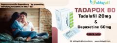 Buy Tadapox 80Mg Tablets L Tadapox