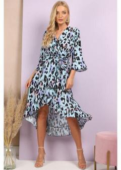Buy Animal Print Maxi Dresses At Diva Boutiques