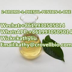 Wholeasle Cas 49851-31-2 2-Bromo-1-Phenyl-Pentan