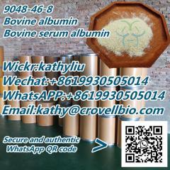 Cas 9048-46-8 Bovine Albuminbovine Serum Albumin