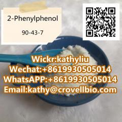 Opp Factory 90-43-7 2-Phenylphenol Powder Good P