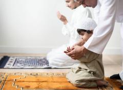 Personalised Islamic Prayer Mat For Kids