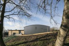 Kingham Hill School Sports Hall  - Solid Enginee