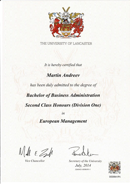 Buy Legal University Degree from UK Online 3 Image