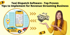How To Launch Own Taxi Dispatch Software In Amer