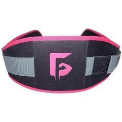 Women Weight Lifting Belt - Fabric Belt