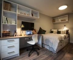 The Junxion Lincoln Student Housing