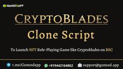 Cryptoblades Clone Script