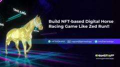 Launch Nft Based Horse Racing Game Website With