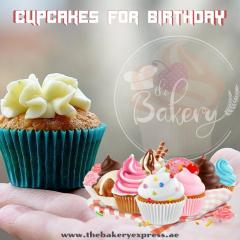 Best Cupcakes For Birthday Online  Cake Shop In