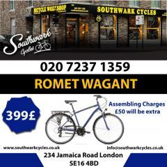 Romet Wagant Bike - New, Packed