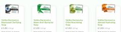 Buy Vatika Dermoviva Natural Soap & Sanitizer