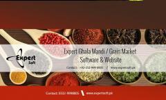 Ghala Mandi Grain Market Software  Brokery  Daal