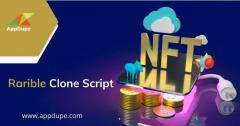 Launch Rarible Like Nft Platform With White-Labe