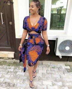 Beautiful African Clothing For Women, Available
