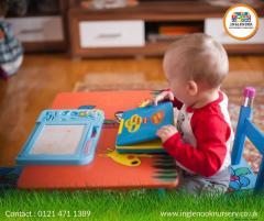 Childcare In Kings Heath  Inglenook Childrens Nu