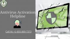 Antivirus Activation Helpline  1-855-869-7373