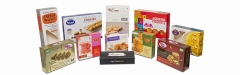 Folding Cartons Packaging For Food - Easy To Use