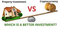 Crypto Vs Property Investment - Which Is The Bet