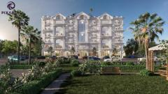 1,2 And 3 Bed Luxury Apartments
