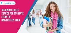 Online Assignment Help Services In Uk  Livewebtu