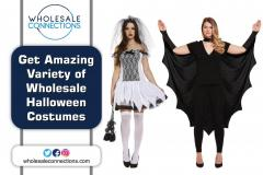 Get Amazing Variety Of Wholesale Halloween Costu