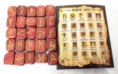 Lapis Lazuli Rune Sets For Jewelry & Decorations