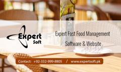Restaurant Management Software Fast Food Website