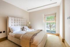 Fully Furnished 1 Bedroom With Spacious Balcony.