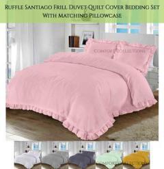 Get 10 Flat Discount On Ruffle Santiago Frill Du