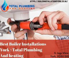 One Of The Best Boiler Installation Service In Y
