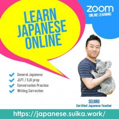 Learn Japanese Language Online