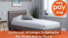 Pay Weekly Beds In Uk- Easy Pay Shop