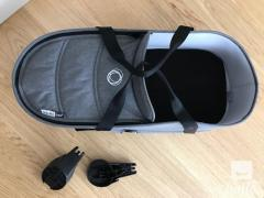 Bugaboo 5 Carrycot Base, Adaptors and Fabric set