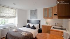 Fantastic studio apartment in central Cartwright Gardens