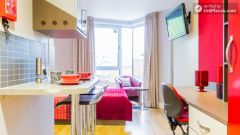 Premium Twin Studio - Colourful Studios with a Roof Terrace in Cool Camden Town