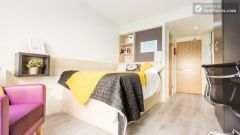 Rooms available - New student residence in cheerful North Acton