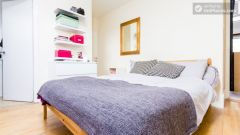 Double Bedroom (Room 1) - Bright 5-bedroom house in busy West Brompton