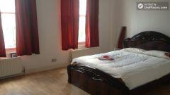 Double Bedroom (Room 1) - Calm House Near Vibran