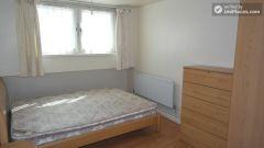 Single Bedroom (Room B) - Simple 4-Bedroom Apart