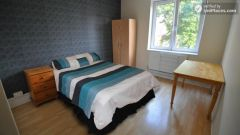 Single Bedroom (Room A) - 4-Bedroom apartment in vibrant Bethnal Green
