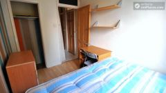 Single Bedroom (Room A) - 4-Bedroom Apartment In