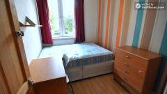Single Bedroom (Room D) - 4-Bedroom Apartment In