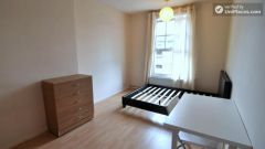 Single Bedroom (Room A) - 4-Bedroom apartment in busy Shoreditch